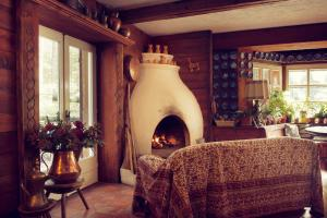 B&B Villa Dolomites Hut, Bed & Breakfast  San Vigilio Di Marebbe - big - 27