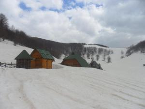 Chalet Scepanovic, Horské chaty  Kolašin - big - 7