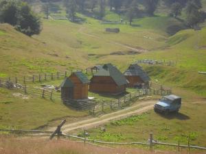 Chalet Scepanovic, Horské chaty  Kolašin - big - 15