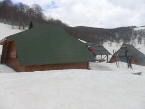 Chalet Scepanovic, Horské chaty  Kolašin - big - 5
