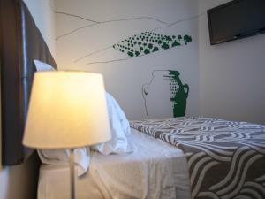 Casa Dona Maria Luiza, Vidiecke domy  Torre de Moncorvo - big - 5