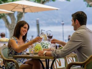 Albergo Carcani, Hotely  Ascona - big - 35