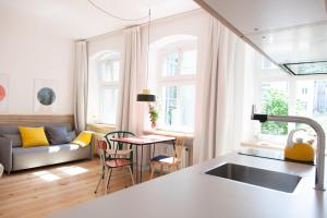 PrenzlBed Prenzlauer Berg, Appartamenti  Berlino - big - 16