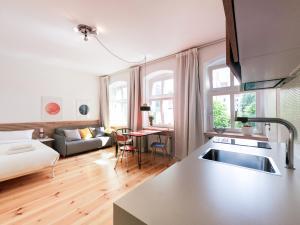 PrenzlBed Prenzlauer Berg, Appartamenti  Berlino - big - 8