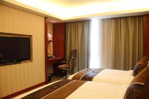 Xi'an Qu Jiang Yin Zuo Hotel, Hotely  Xi'an - big - 26