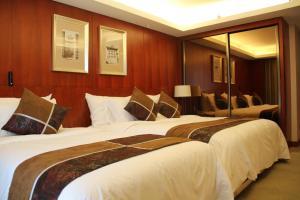 Xi'an Qu Jiang Yin Zuo Hotel, Hotely  Xi'an - big - 37