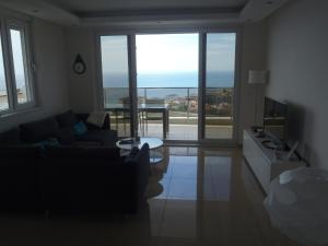 Sunset Beach Vip 2 Residences, Apartmanok  Alanya - big - 4