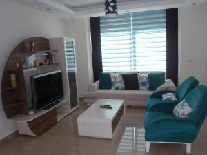 Sunset Beach Vip 2 Residences, Apartmanok  Alanya - big - 9