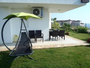 Sunset Beach Vip 2 Residences, Apartmanok  Alanya - big - 17