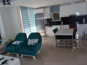 Sunset Beach Vip 2 Residences, Apartmanok  Alanya - big - 23