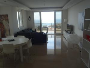 Sunset Beach Vip 2 Residences, Apartmanok  Alanya - big - 25