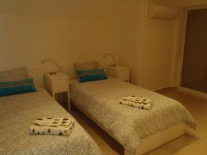 Sunset Beach Vip 2 Residences, Apartmanok  Alanya - big - 31