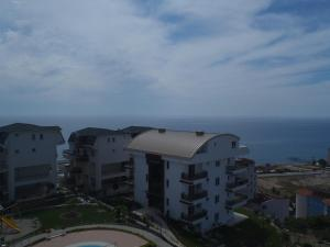 Sunset Beach Vip 2 Residences, Apartmanok  Alanya - big - 38