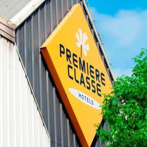 Premiere Classe Caen Est - Mondeville, Hotely  Mondeville - big - 20