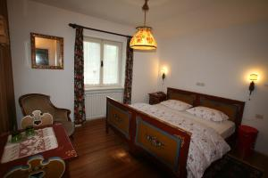 B&B Villa Dolomites Hut, Bed & Breakfast  San Vigilio Di Marebbe - big - 9