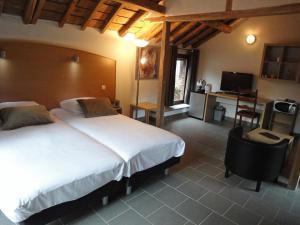 Parkhotel Villa des Effats Vielsalm, Hotels  Vielsalm - big - 11