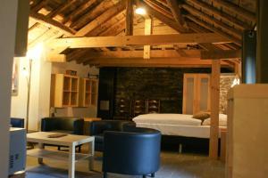 Parkhotel Villa des Effats Vielsalm, Hotels  Vielsalm - big - 6
