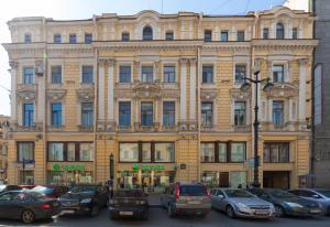 Bolshaya Morskaya 7 Hotel, Apartmánové hotely  Petrohrad - big - 1