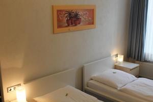 Dvoulůžkový pokoj Comfort s manželskou postelí