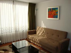 MG Apartments Providencia, Appartamenti  Santiago - big - 4