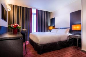 Rom Executive med king-size-seng – Røykfritt