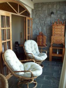 Apartamento do Escultor, Priváty  Belo Horizonte - big - 28