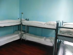 ドミトリールーム プライベート ベッド計6台