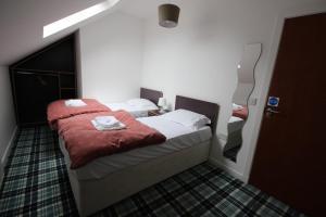 Tartan Lodge, Ostelli  Glasgow - big - 29