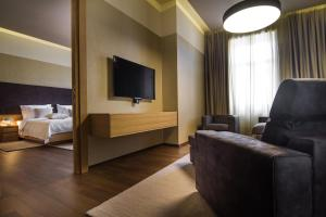 Luxury Apartments Centre of Opatija, Appartamenti  Opatija (Abbazia) - big - 3