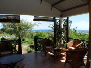 Residence Foulsafat, Chaty  Port Mathurin - big - 54
