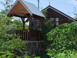 Residence Foulsafat, Kunyhók  Port Mathurin - big - 64