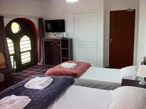 Tartan Lodge, Ostelli  Glasgow - big - 43
