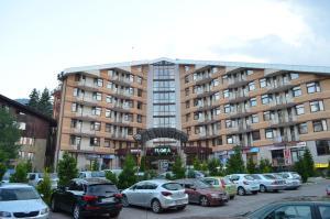 Persey Flora Apartments, Apartmánové hotely  Borovec - big - 1