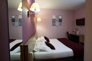 Brit Hotel Le Surcouf, Hotel  Saint Malo - big - 28
