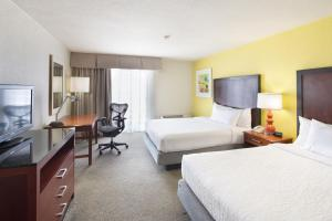 Hilton Garden Inn Orange Beach, Отели  Галф-Шорс - big - 16