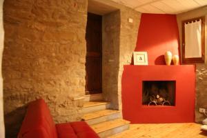 Villa Podere Quartarola, Farmy  Modigliana - big - 15