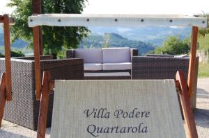 Villa Podere Quartarola, Farmy  Modigliana - big - 20
