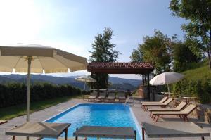 Villa Podere Quartarola, Farmy  Modigliana - big - 23
