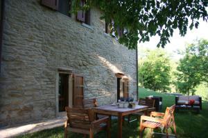 Villa Podere Quartarola, Farmy  Modigliana - big - 14