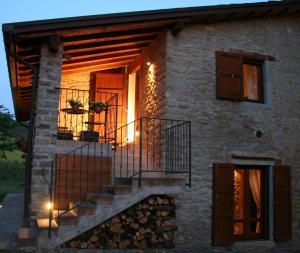 Villa Podere Quartarola, Farmy  Modigliana - big - 16