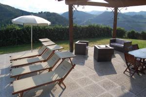 Villa Podere Quartarola, Farmy  Modigliana - big - 24
