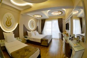 Arden City Hotel-Special Category, Hotely  Istanbul - big - 37