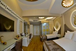 Arden City Hotel-Special Category, Hotely  Istanbul - big - 36