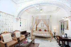 Alsisar Haveli - Heritage Hotel, Hotely  Jaipur - big - 5