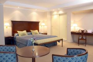 Provincial Plaza Hotel, Hotel  Salta - big - 6