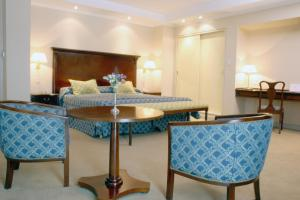 Provincial Plaza Hotel, Hotel  Salta - big - 4