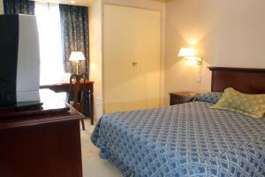 Provincial Plaza Hotel, Hotel  Salta - big - 3