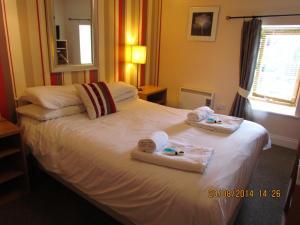 Duke Of Wellington - Residential Country Inn, Penziony – hostince  Matlock - big - 6