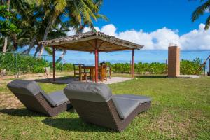 Le Tropique Villa, Holiday homes  Grand'Anse Praslin - big - 13