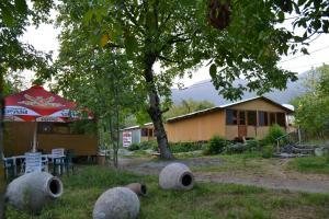 Bio Yard, Penzióny  Lagodekhi - big - 38